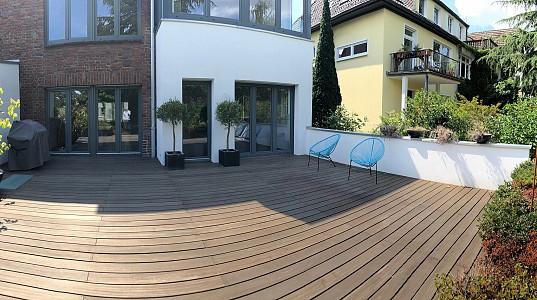 Wohnhaus der Moderne in Düsseldorf - Gerresheim