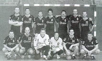 Sponsoring der 3ten Handballmannschaft Tus Erkrath