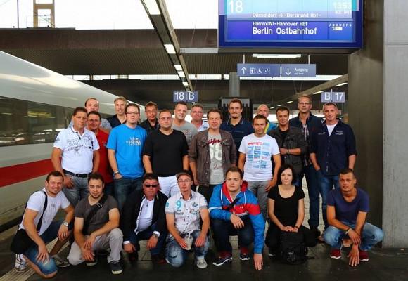 Betriebsausflug 2014