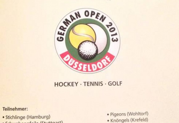 21. GERMAN OPEN in Düsseldorf