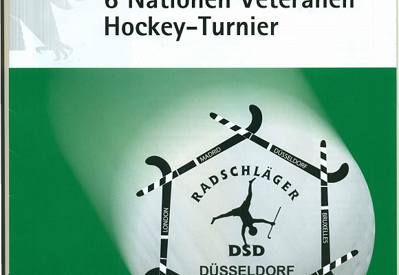 Internationales 6 Nationen Veteranen Hockey-Turnier
